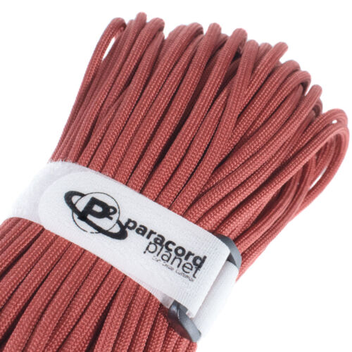 Military Survival Parachute Cord MIL-SPEC Paracord 100 Continuous Feet Type III
