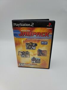 Jampack: Winter 2003 (Sony PlayStation 2, 2003) With Manual