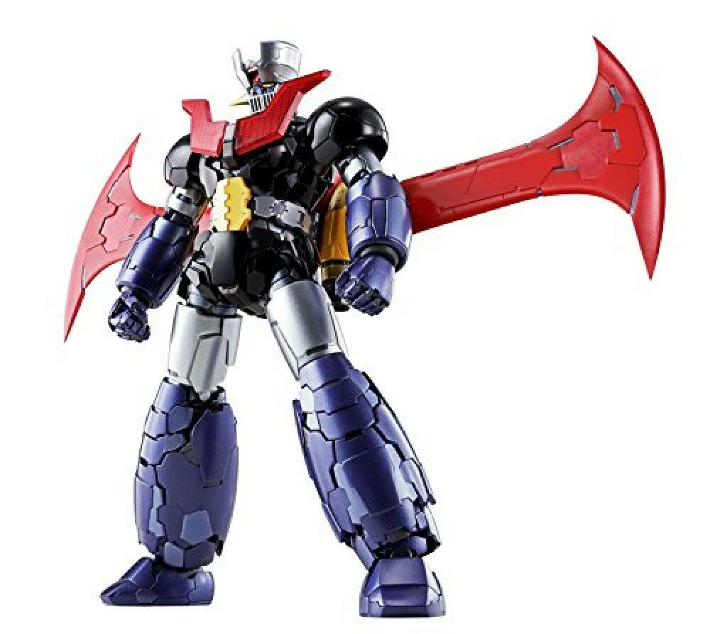 Bandai Tamashii Nations Metal Build Mazinger Z Action Figure New Free Shipping