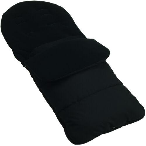 Manchon de pieds//cosy toes compatible avec icandy peach poussette black jack