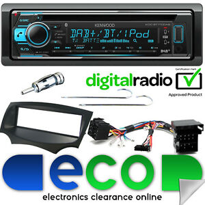 Image Is Loading Ford Ka Mk Kenwood Dab Bluetooth Cd Mp