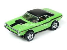 Auto World Muscle Electric Slot Car 1970 Dodge Challenger SC323 A1 NEW!!