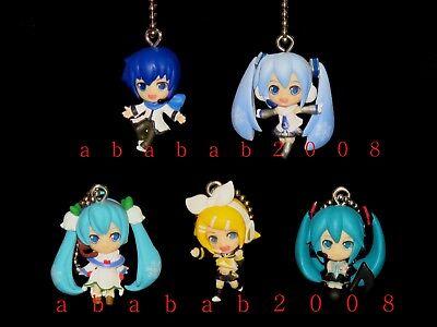 Hatsune Miku lots sytle  figure figure figures PVC Auction  toys toy YT186 colle