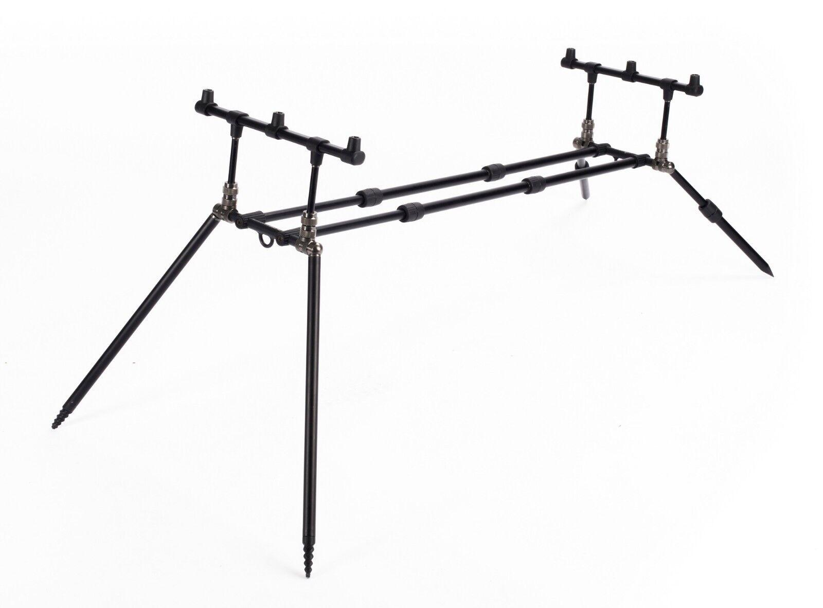 Nash Globetrossoter 3 Asta Contenitore Nuovo, per Carpfishing Portacanna  T2712