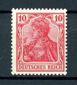 Deutsches-Reich-MiNr-86-I-d-postfrisch-MNH-Fotoattest-Jaeschke-Lantelme-MA795