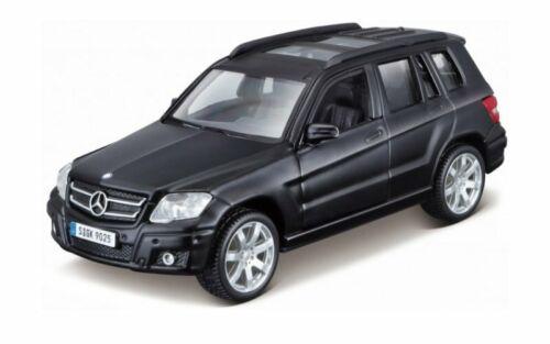 Bburago 1:32 black dull MB Mercedes Benz GLK