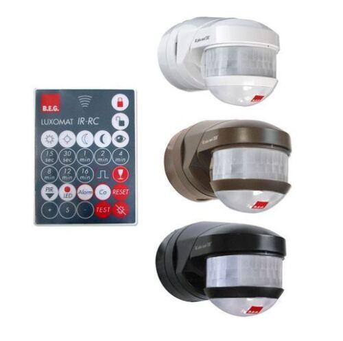 Luxomat® RC-Plus Next Bewegungsmelder 130° 280° Farbe wählbar B.E.G 230°