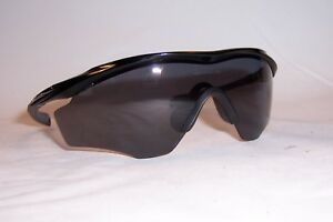 7f2b810cbe Image is loading New-Oakley-Sunglasses-M2-FRAME-XL-BLACK-GRAY-