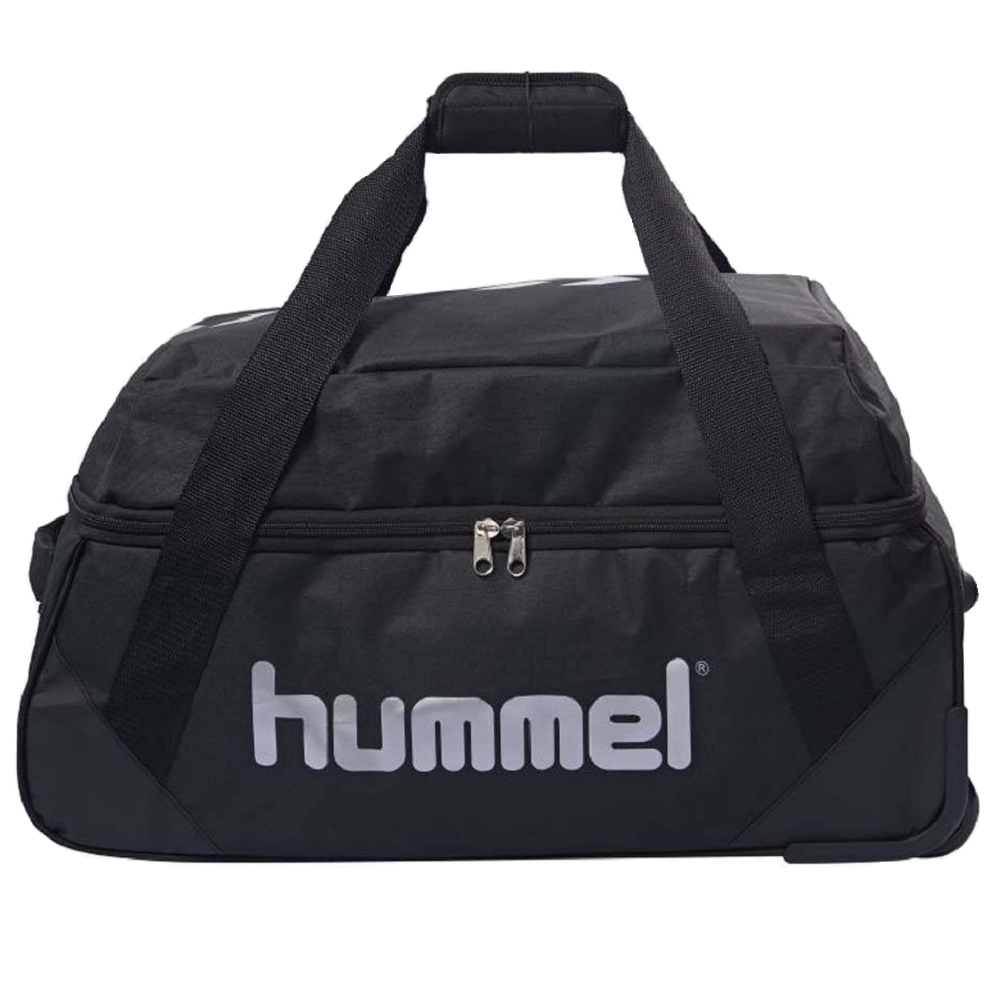 HUMMEL AUTHENTIC CHARGE TROLLEY S-L 44-89ltr NEU sporttasche reisetasche koffer