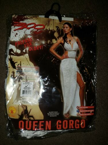 Queen Gorgo Movie 300 sexy Roman Greek Adult Costu