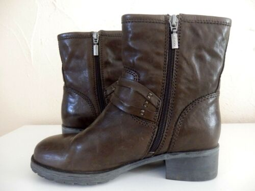 Genuine Etat 6us 36eu Respira Bottines Point 3uk Exc Bottes Geox qSCUwWzw