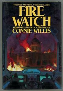 Fire-watch-by-Connie-Willis-SIgned-by-Author-amp-Artist-First-Edition-Nebula-and