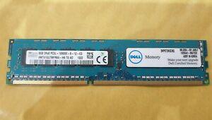 8-Go-SK-Hynix-Memoire-RAM-DDR3-2RX8-PC3L-10600U-pour-ordinateur-de-bureau-PC-HP-DELL