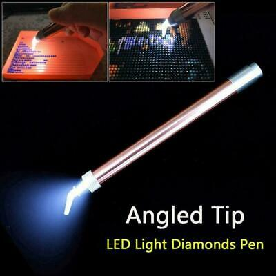 5D Diamond Painting Tool Point Drill Pen Lighting Sewing Accessories DIYe I6H1