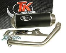 Escape Deportivo con E Dibujo Turbo Kit GMax 4T para Kymco Agility 125 Película