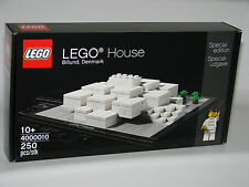 LEGO® Architecture 4000010 House NEU (Set mit 3 Stück B)_NEW (Set of 3 pieces B)