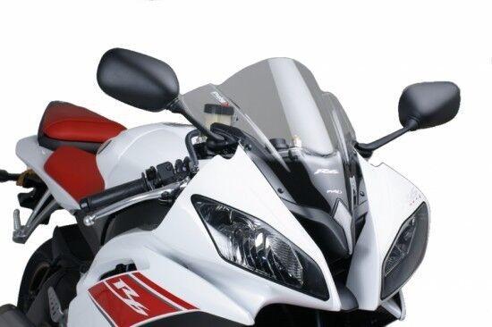 Puig Racing-Scheibe rauch:  Yamaha R6 2008-2013