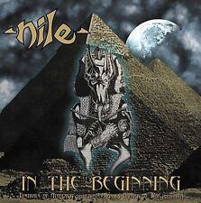 NILE CD - IN THE BEGINNING (2006) - NEW UNOPENED - ROCK METAL