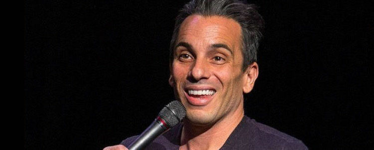 PARKING PASSES ONLY Sebastian Maniscalco