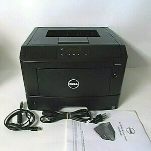 Dell-B2360dn-Workgroup-Monochrome-Laser-Printer-w-TONER-amp-DRUM-Page-Count-6174