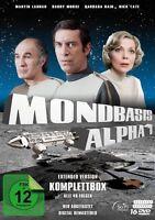 Gesamtbox MONDBASIS ALPHA 1 EXTENDED 48 Folgen KOMPLETTBOX 16 DVD Box REMASTERED