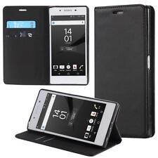 Sony Xperia Z5 Compact Handy Tasche  Flip Cover  Case Schutz  Hülle Etui