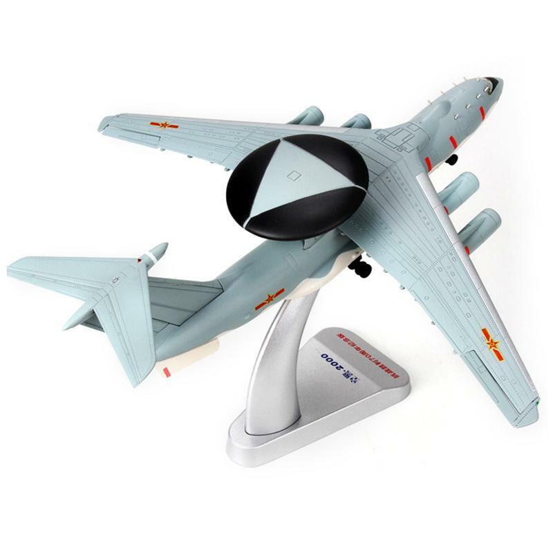 Static Model Collection Gift Xian KJ-2000 Military Aircraft Aircraft 1 130