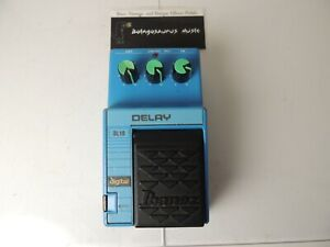 Vintage Ibanez DL10 Delay Effects Pedal Free USA Shipping