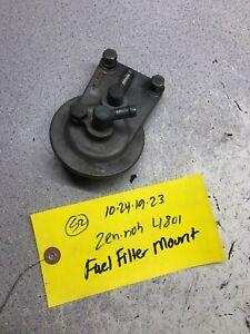 [SCHEMATICS_48EU]  Zennoh Zen-Noh Kubota ZL1801 tractor Fuel Filter Mount | eBay | Kubota Fuel Filter Mount |  | eBay