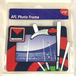 MELBOURNE-DEMONS-AFL-OFFICIAL-FOOTY-PHOTO-PICTURE-FRAME