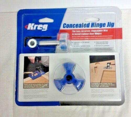 Kreg Concealed Hinge Jig  KHI-HINGE