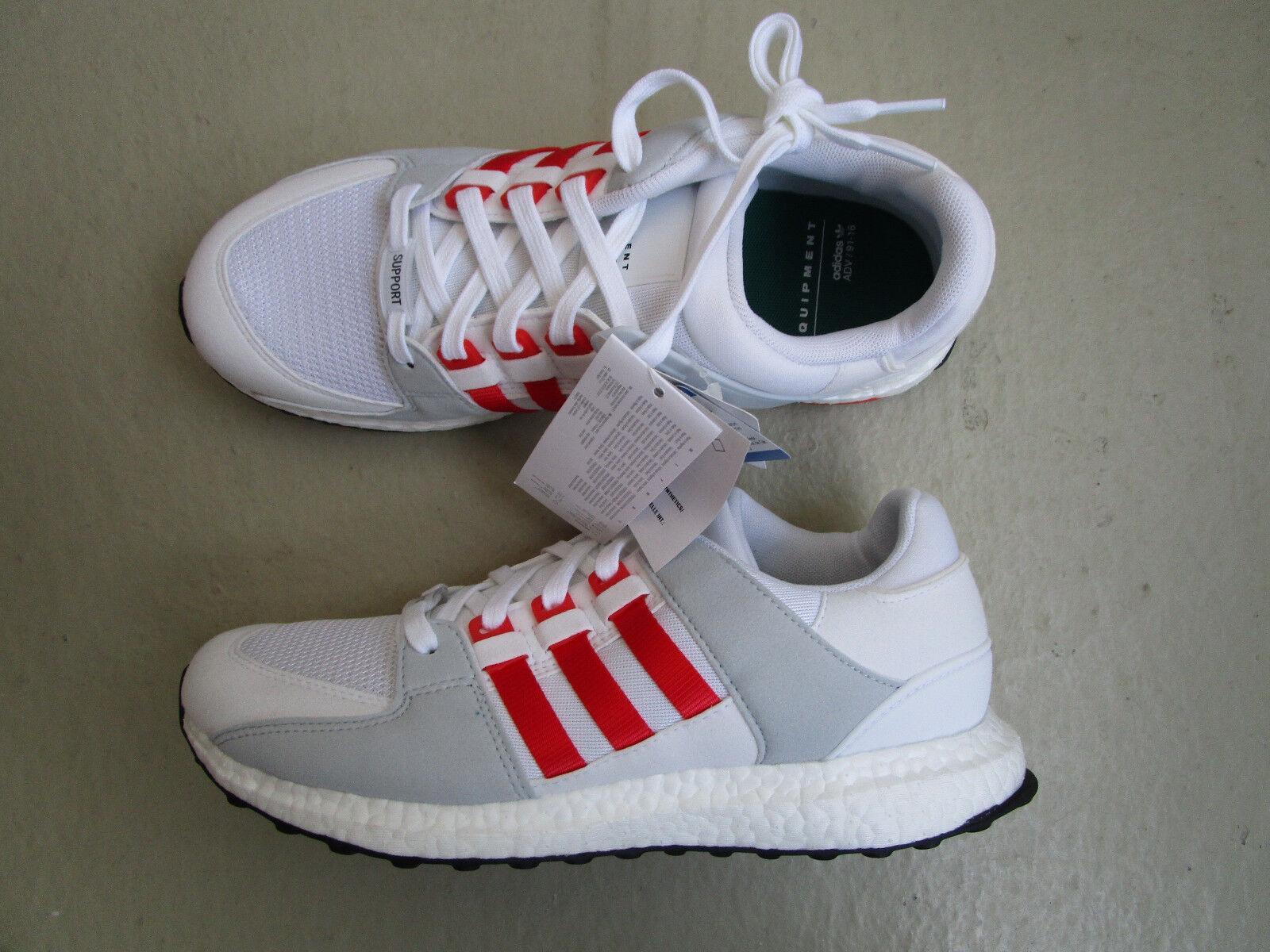 Adidas 42 EQT Equipment Support Ultra OG 42 Adidas Originals White/Orange Bold/Clear Grey ae7c1f