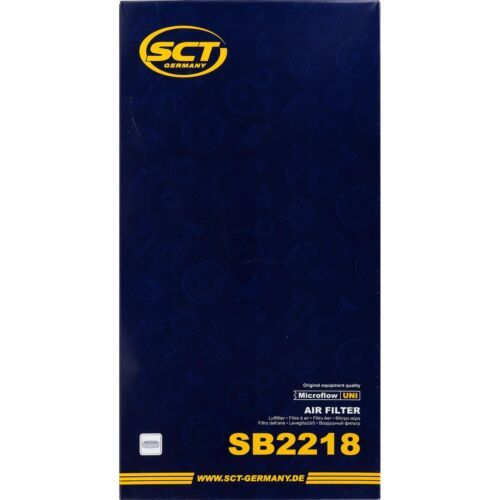 Original sct filtro aire sb 2218 Air Filter