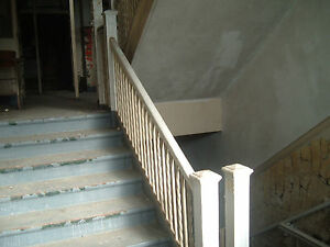 Image Is Loading Wought Iron Stair Railing Pine Cap Greenbrier High