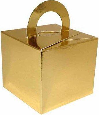 10 Favour / Cake Box / Helium Balloon Weights Wedding Christening Birthday Party