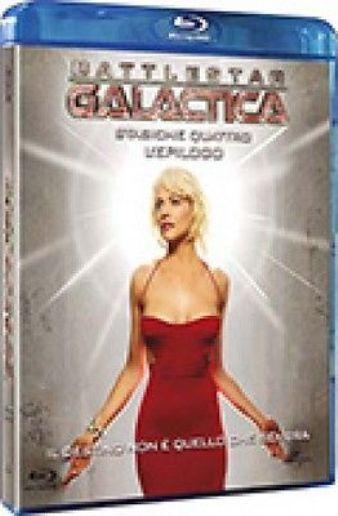 Blu Ray BATTLESTAR GALACTICA Stagione 04 - (4 Blu Ray Disc) ......NUOVO