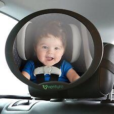 Grand Large Bébé Enfant Sécurité Automobile Siège Arrière Mirror Vue Arrière