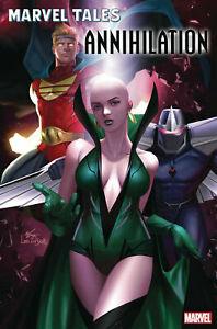 Marvel-Tales-Annihilation-1-Lee-Inhyuk-Comics-2019-1st-Print-unread-NM