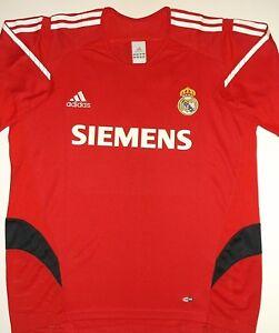 super popular 8e7ea cb88c IKER CASILLAS Signed Jersey~RED~Real Madrid Spain Goalie #1 ...