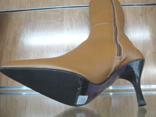 Produit Bottes bottes espagnol marché femmes avec très pour bon en cuir demi rx4F0w8rn