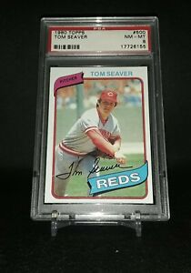 1980-Topps-Tom-Seaver-500-Reds-PSA-NM-MT