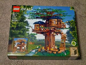 LEGO 21318 Ideas Tree House Building Kit 3,036 Pieces New Sealed