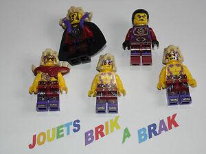 LEGO-Minifig-figurine-personnage-Ninjago-Ninja-Go-choose-model-KG-45