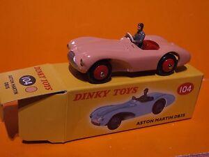 Échelle 1:43 Dinky Toys Aston Martin Db3s de Atlas -voir les détails