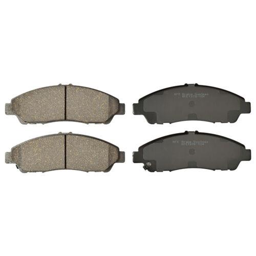 Premium Ceramic Disc Brake Pad FRONT Set Fits Honda Pilot Acura MDX RLX ZDX 1378