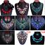 Fashion-Women-Crystal-Necklace-Bib-Choker-Pendant-Statement-Chunky-Charm-Jewelry thumbnail 3