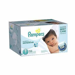Pampers swaddlers sensitive size 1 weight