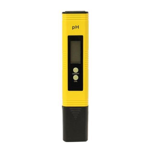 Portable Digital LCD Pen PH Meter Tester Aquarium Pool Water Wine Monitor Tool