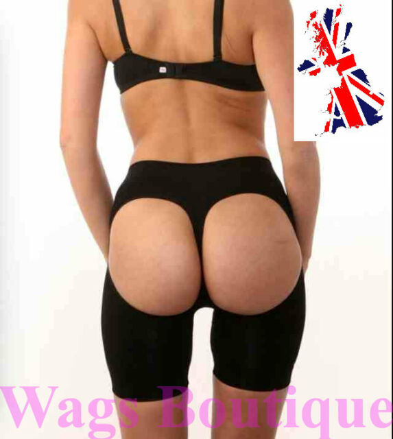 Seamless Butt Lifter Shapewear Booster Booty Bum Lift Body Tummy Thigh Control