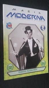 Magia Moderna Alain Iannone Anno Lxi Club Magico Italiano 2013 N º 1